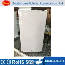 Mini refrigerador de una puerta con cerradura Compacto pequeños refrigeradores