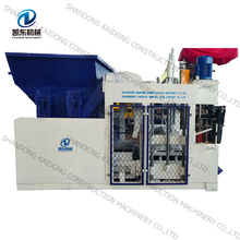KAIDONG South Africa hollow block mobile small clay brick making machine for sale