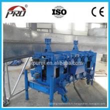Machine de formage de silo en acier pour la machine à former des rouleaux de silo en grains et en grains