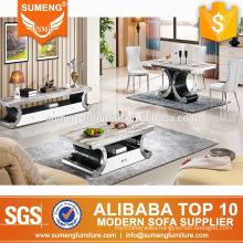 foshan city luxury high quality master design dining room furniture sets