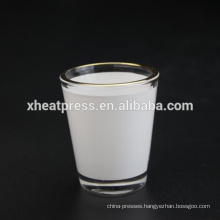 1.5oz Sublimation Small shot glass