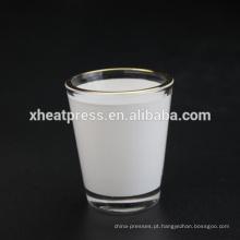 1.5oz Sublimation Pequeno copo de tiro