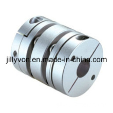 Double Disc Clamp Type Shaft Coupling/Shaft Coupler