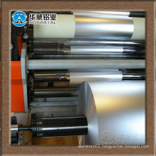 Aluminum foil insulation for food packaging and barbecue