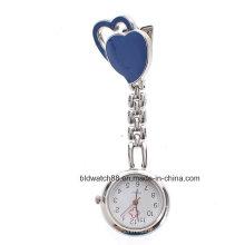 Enfermeras del corazón Colgante Pin Relojes Fob