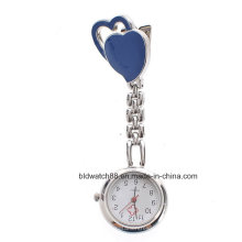 Heart Nurses Hanging Pin Watches Fob