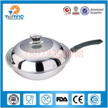 best product non-smoking non-stick 32cmindustrial multi-purpose cooking pots and pans