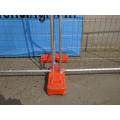 Clôture temporaire à barrière galvanisée / clôture temporaire avec clôture temporaire à haute qualité / Hot-Ined Galvanized Kid Safety