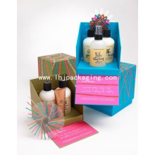 Oliver Shower Gel Cosmetic Kit Paper Packaging Box