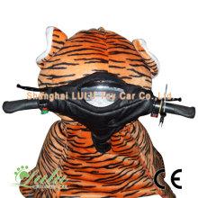 Kereta Api mainan anak-anak anggota badan harimau
