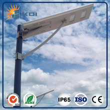 Customized for Supply Integrated Solar Street Light, Integrated Solar Led Street Light, All In One Solar Led Street Light from China Supplier 18V15W all in one solar street light export to Bahrain Wholesale