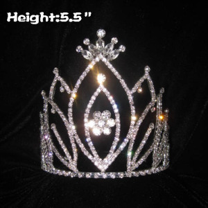 Wholesale Diamond Medium Pageant Crowns