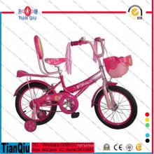Bicicleta para niños / Bicicleta para niños con asiento trasero