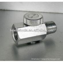 XR30B112 vannes de régulation d'air en aluminium