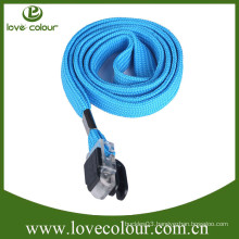 Polyester tube lanyards no minimum order wholesale