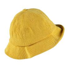 Novidade crianças crianças balde chapéu