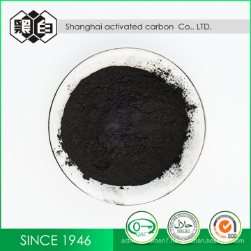 Medicinal activated carbon for the removal of pyrogen of large volume injections