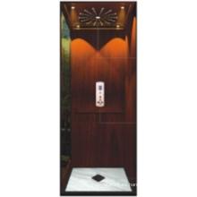 250kg-400kg Elevador de pasajeros del hotel