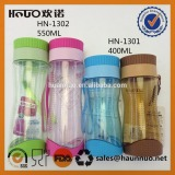 Plastic water cup AS 550ML bpa free plastic water bottle
