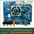 lead free pcb assembly PCB assembly SMT and DIP LED light controller quick turn pcb assembly