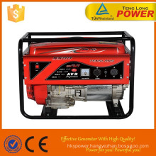 Smart 5KVA/5KW Gasoline Generator Set In Hot Sale