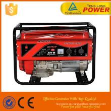 5KVA inteligente/5KW gasolina gerador definido na venda quente