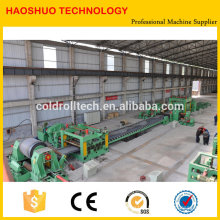 Steel Coil Cut to Length Line, steel coil straightening and cutting line