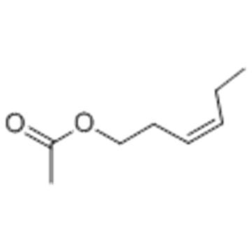 3-Hexen-1-ol, 1-acetate CAS 1708-82-3