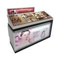 Customized big sizes makeup compositive display counter case