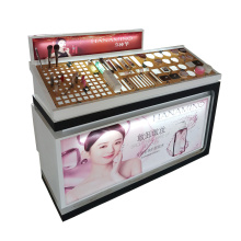 Customized big sizes makeup compositive display counter case
