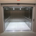 Hairline Stainless or Painted Steel Cargo Elevator