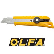 Olfa herramientas de corte, cuchillas y cuchillo utilitario. Hecho en Japón
