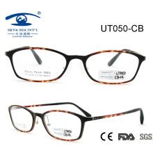 Fashion Eye Glasses 2015 New Model Ultem Optical Eyewear Frame (UT050)