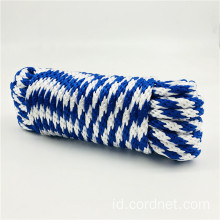 PP Multifilament Solid Braid Rope untuk outdoor