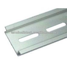 TA-001A For Terminal Block / Transformer Aluminium Din 35mm Rail de guidage