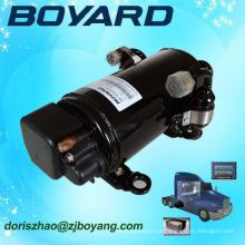 Boyard r134a brushless 12 v mini compressor de ar compressor de ar portátil para condicionador de ar do carro 12v