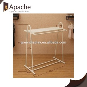 2015 new style clothing rail