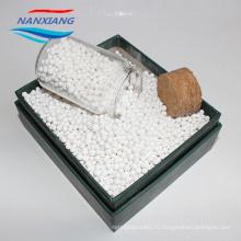 Активированные шарики глинозема для осушителя