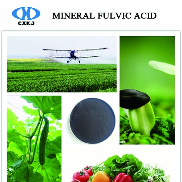 fulvic acid application