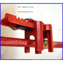 CE Утвержденный блокировки блокировки шарового клапана поставщик