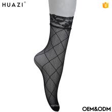 Calças de ganga para senhoras de moda quente