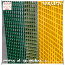 GRP/ FRP/ Fiberglass Grating for Stair Tread and Platform
