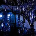 Meteor Shower Falling Rain Christmas Lights