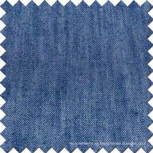 Tejido de algodón viscosa de poliéster de mezclilla para Jeans