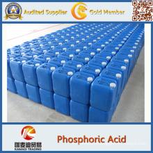 Ácido fosfórico 85% 1.65mt / IBC China Supply