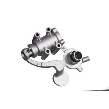 Molde de aluminio de la bomba de combustible