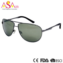 New UV Protection Metal Fashion Sun Glasses (16105)