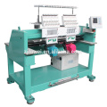 FUWEI 2 heads computerized embroidery machine for sale 1502 high speed embroidery machine