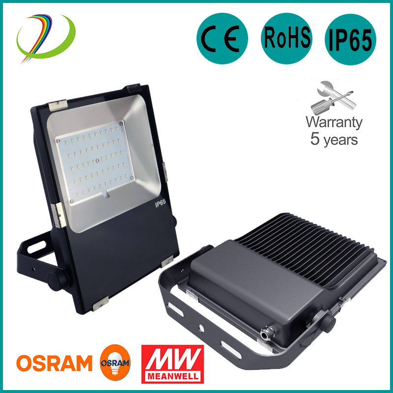 Led Flood light Meanwell driver