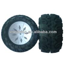 CONJUNTO de neumático de camión de monstruo camión rc 1/5 trye, neumático de coche del rc escala 1/5